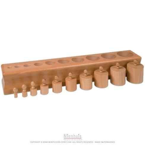 Meilleur Cylindre Montessori