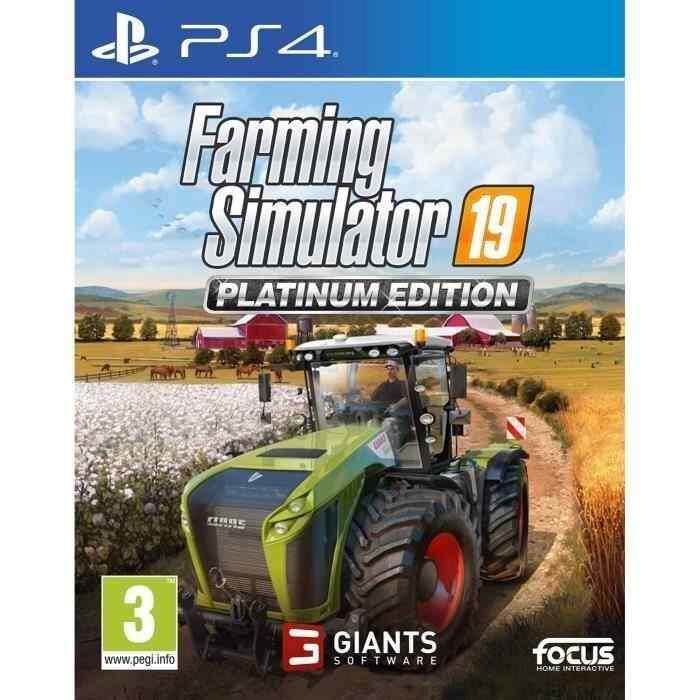 Meilleur Farming Simulator Ps3