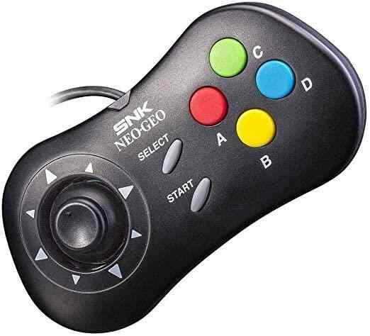 Meilleur Manette Neo Geo Mini