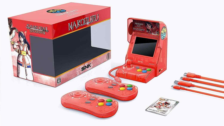 Meilleur Neo Geo Mini Samurai Shodown