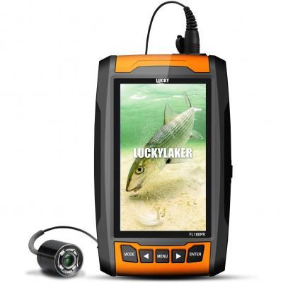 LUCKY Ecosondeur Pêche Fish Finder sous-Marine Fish Finder caméra sous-Marine