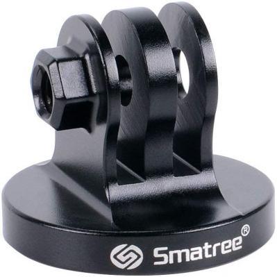 Smatree Adaptateur De Trépied En Aluminium Pour Caméras Gopro