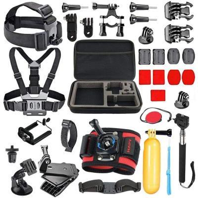 56-en-1 Kit Accessoires Pour Gopro
