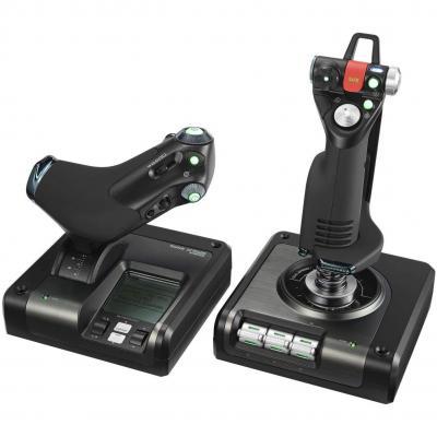 Logitech G Saitek X52 Pro Flight Contol System