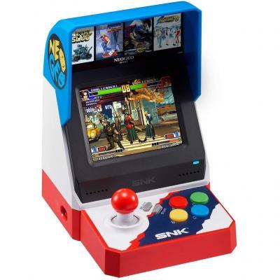 Snk Neo Geo Mini 40Th Anniversary Japanese Version
