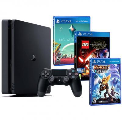 Playstation 4 Ps4 Slim 500go Enfants Pack