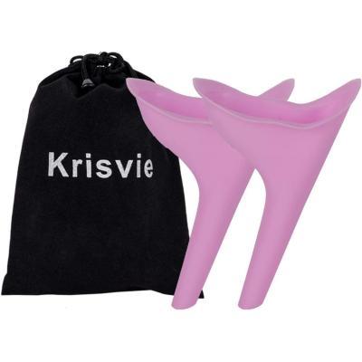 Krisvie 2Pcs Urinoir Femme