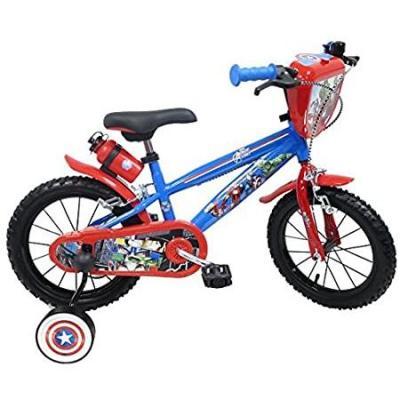 Vélo 14 garçon licence Avengers